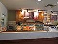 Tallahassee Brueggers Bagels interior.JPG