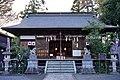Tamagawa-jinja (Hamura) Haiden.jpg
