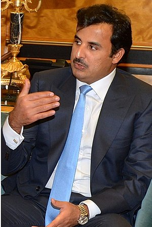 House of Thani - Sheikh Tamim bin Hamad Al Thani