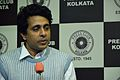 Tanmay Bir - Press Conference - Bengali Wikipedia 10th Anniversary Celebration - Kolkata 2015-01-02 2153.JPG