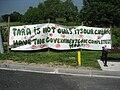 Tara Protest Banner.jpg