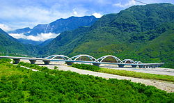 Taroko Gate Bridge,Taiwan.jpg
