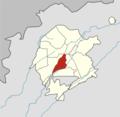 Tashkent city (Uzbekistan) Yakkasaray district (2018).png
