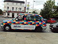 Taxi and Royal Alfred pub, St Helens - DSC00176.JPG