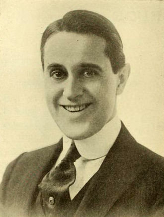 Taylor Holmes - Holmes in 1919