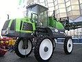 Tecnoma Laser 3240 Self-propelled sprayer at IndAgra Farm Romexpo 2010.JPG