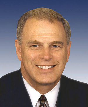Ted Strickland, governor of the U.S.