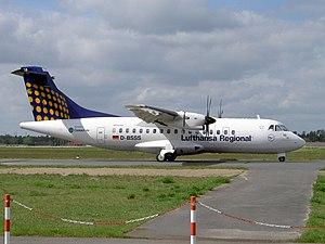 Tegel airport,D-BSSS.JPG