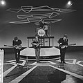 Televisie-optreden van The Beatles in Treslong te Hillegom vlnr. Paul McCartney, Bestanddeelnr 916-5102.jpg