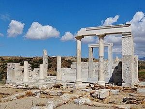 Tempel der Demeter (Gyroulas) 18