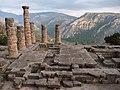 Temple of Apollo at Delphi (4975093232).jpg