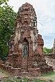 Templo Mahathat, Ayutthaya, Tailandia, 2013-08-23, DD 10.jpg