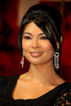 Tera Patrick attending the AVN Adult Entertain...