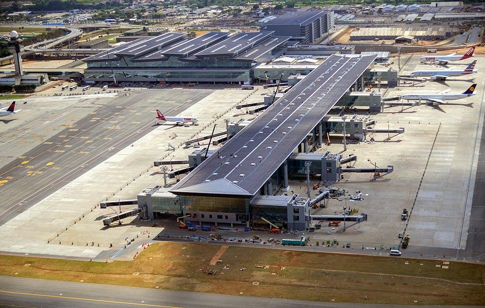 Terminal 3 de Guarulhos