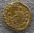 Tesoretto di sovana 020 solido di valentiniano III (441-450), zecca di roma.JPG