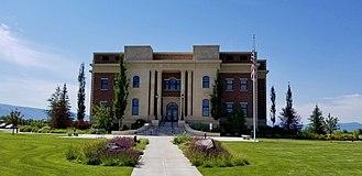 Teton County, Idaho - Image: Teton County Courthouse ID