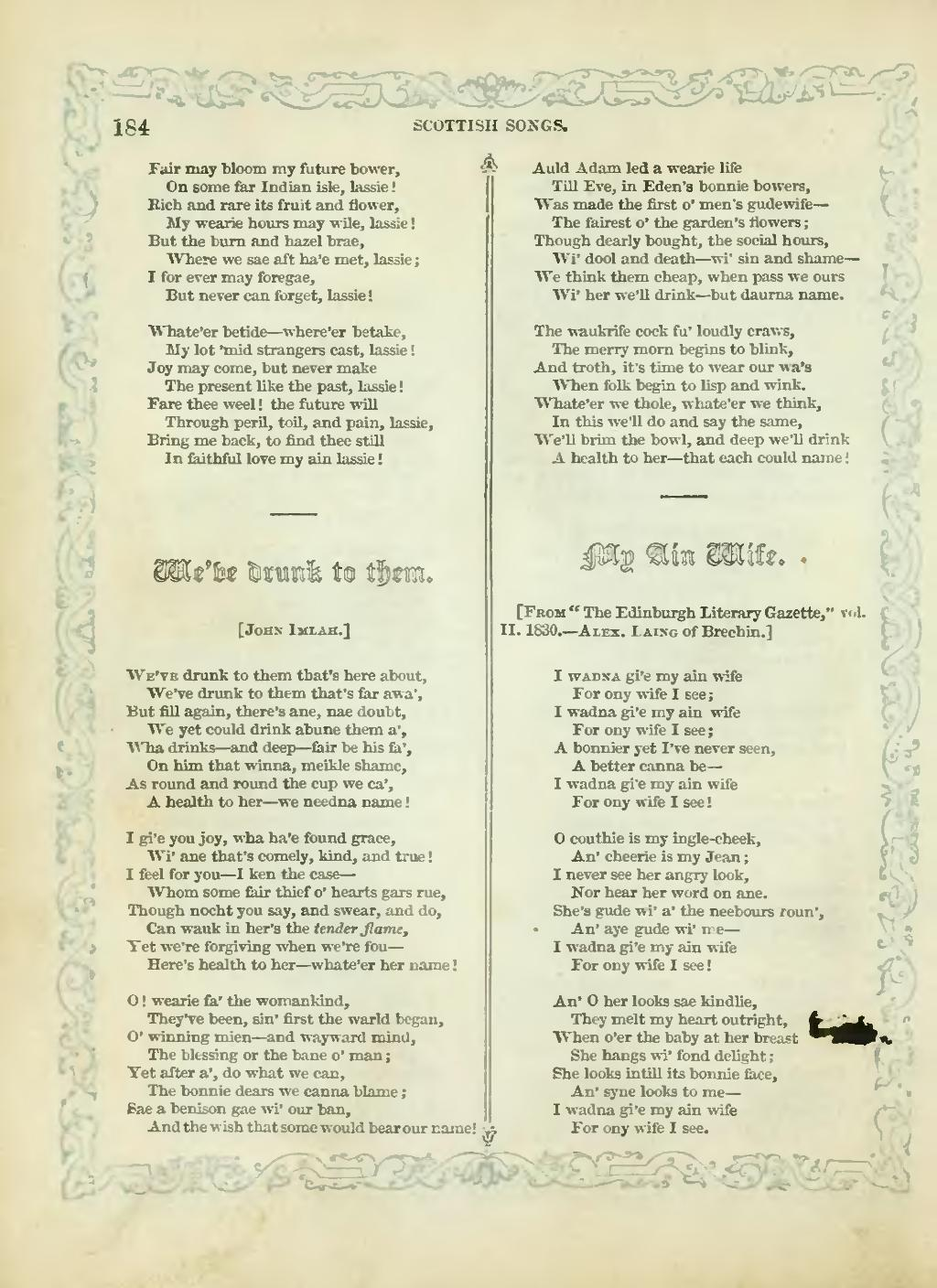 Page The Book Of Scottish Song Djvu 202 Wikisource The Free Online Library