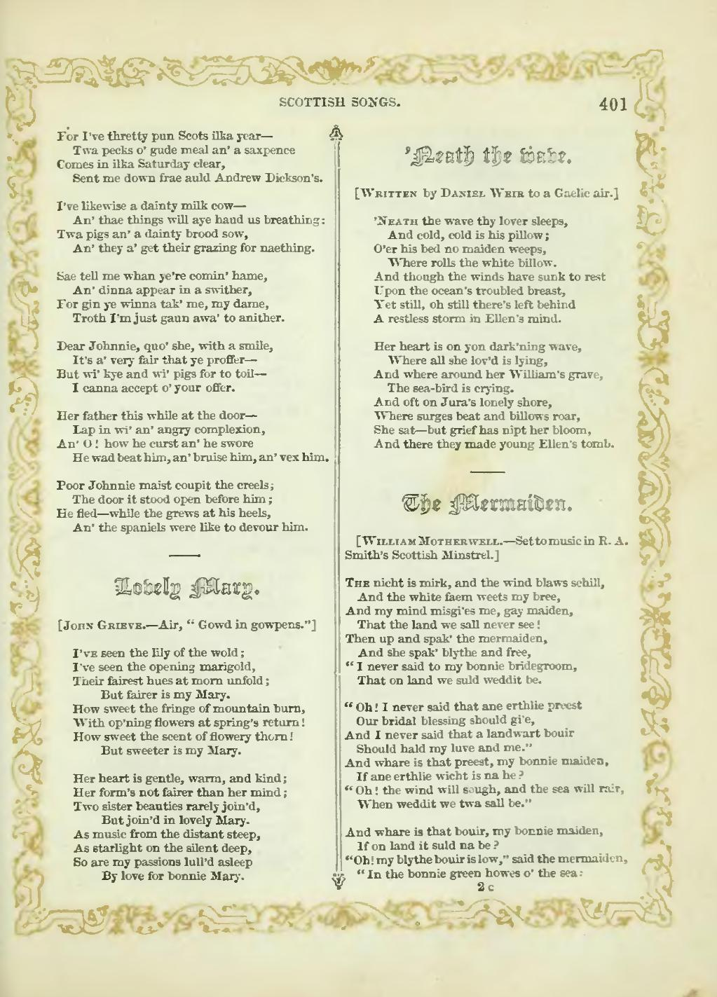 page the book of scottish song djvu 419 wikisource the free