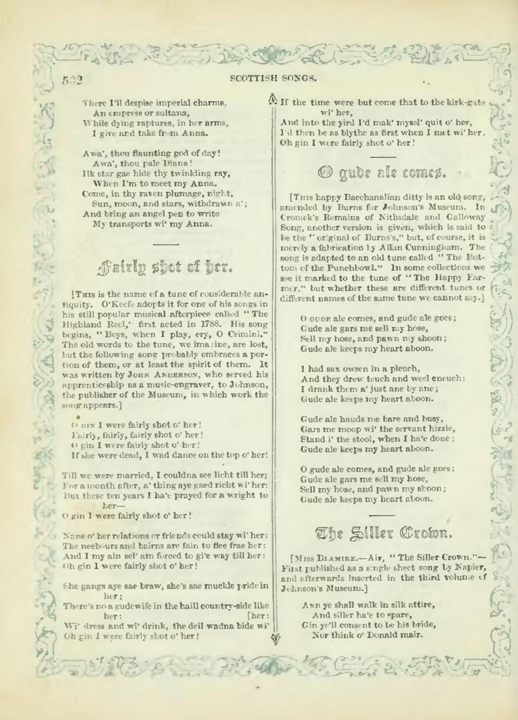 Page The Book Of Scottish Song Djvu 550 Wikisource The Free