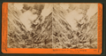 The Devil's Cañon, Geysers. View looking up, Sonoma Co., Cal, by Watkins, Carleton E., 1829-1916.png