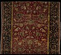The Emperor's Carpet (detail), second half of 16th century, Iran. Silk (warp and weft), wool (pile); asymmetrically knotted pile, 759.5 x339 cm.The Metropolitan Museum of Art,.jpg