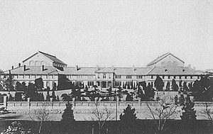 National Diet Building - First building