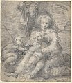 The Holy Family with Saint John the Baptist MET DP807843.jpg