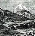 The Kazbek (Élisée Reclus).JPG