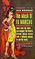 The Mask of Fu Manchu by Sax Rohmer - Illustration by Ron Lesser - Pyramid Books F-740 1962.jpg