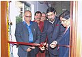 The Minister of State for Information & Broadcasting and External Affairs, Shri Anand Sharma inaugurating the new studio complex of Doordarshan Kendra, at Panaji-Goa on December 19, 2008.jpg