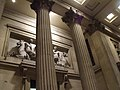 The National Gallery - Trafalgar Square, London - statues and sculptures (6427139789).jpg