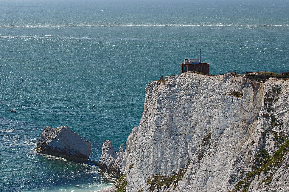 The Needles Old Battery 1
