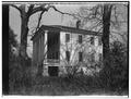 The Oaks, Stateburg-Wedgefield Road, Stateburg, Sumter County, SC HABS SC,43-STATBU.V,6-1.tif