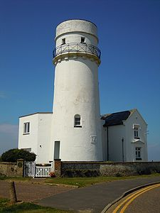 Old Hunstanton Lighthouse - Old Hunstanton Lighthouse