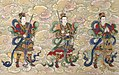 The Ordination of Empress Zhang (detail of the Liuding Shennü) 2.jpg