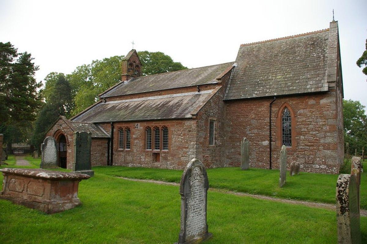 The Parish Church of St John, Newton Reigny - geograph.org.uk - 542656.jpg