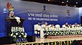 The Prime Minister, Shri Narendra Modi addressing the First PIO Parliamentarian Conference, in New Delhi on January 09, 2018 (3).jpg