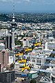 The Red Checkers displaying and flying in formation over Auckland..jpg