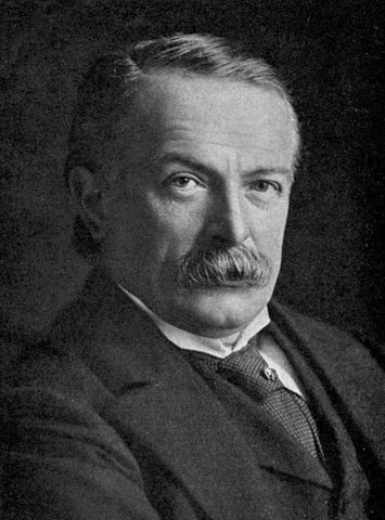 David Lloyd George, c. 1918