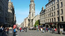 File:The Royal Mile, Edinburgh.webm