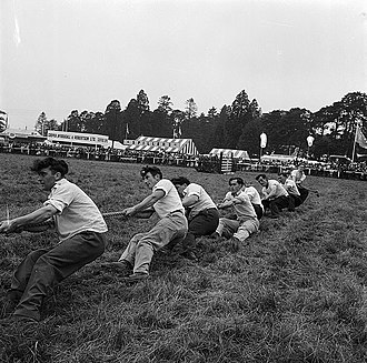 Royal Welsh Show - Image: The Royal Welsh Show 1963, Llanelwedd (7636799010)