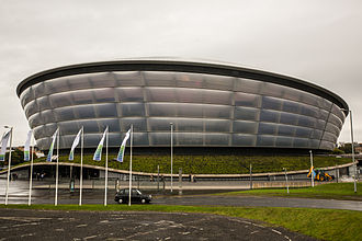 C2C: Country to Country - C2C was upgraded to the SSE Hydro because of its larger capacity.