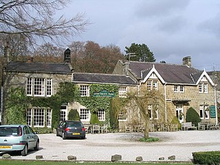Wath-in-Nidderdale village in United Kingdom