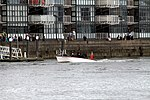 The TV boat during the Boat Race in spring 2013 (1).JPG