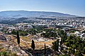 The Theatre of Dionysus from the Acropolis on July 23, 2019.jpg