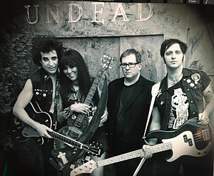 Bobby Steele - Image: The Undead 2016