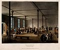 The Workhouse, Poland Street, Soho; the interior. Coloured a Wellcome V0013836.jpg