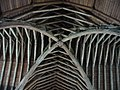 The central boss of a complex roof in St Mary's church - geograph.org.uk - 783175.jpg