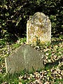 The church of All Saints - C18 headstone - geograph.org.uk - 831276.jpg