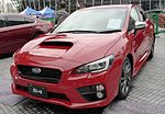 The frontview of Subaru WRX S4 2.0GT EyeSight (VAG).JPG